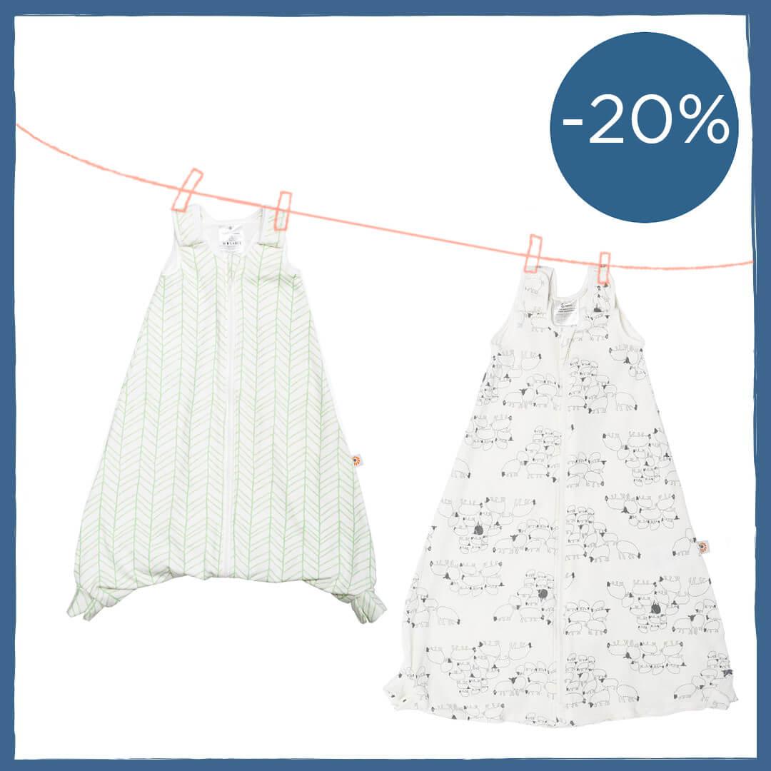 Ergobaby Toddler Sleep Bag Bundle - 20% off